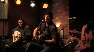 Poisonblack - A Dead Heavy Day - Live At Gloria 2008 (acoustic).avi