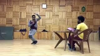 Jani master dance for sundari song