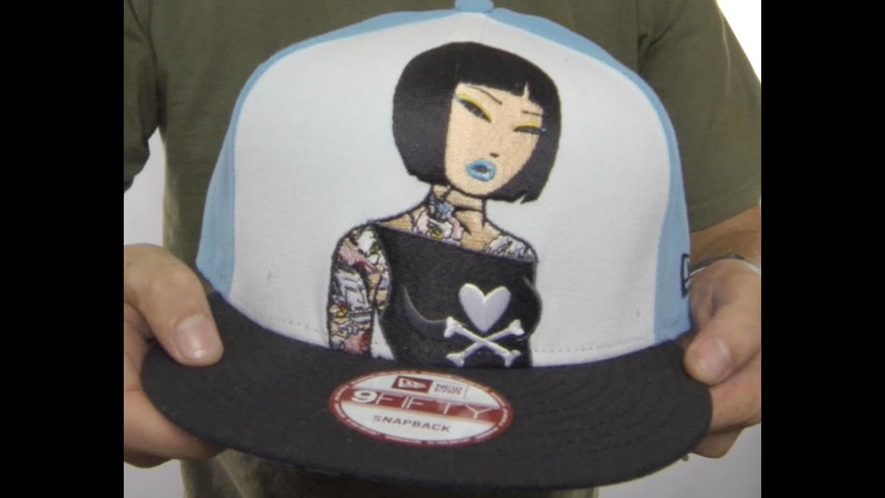 c983ba27c9f TokiDoki  TOKI HOTTIE SNAPBACK  Hat by New Era - YouTube