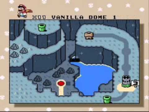 Super Mario World Walkthrough Part 4 Red Switch Palace Youtube
