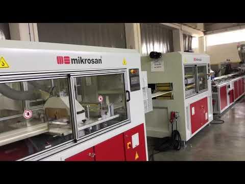 Mikrosan PVC Ceiling Panel Production Line