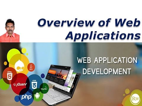 Overview of Web Applications