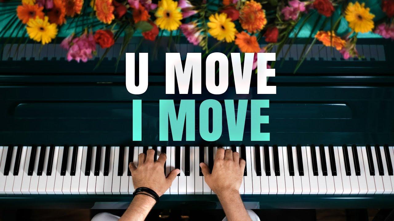 John Legend - U Move I Move (Relaxing Piano Cover)