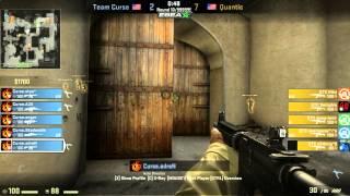 CS:GO Best NA Teams: Curse vs. Quantic Gaming on de_dust2 @ ESEA Invite Season 14 (FULL MATCH VOD)