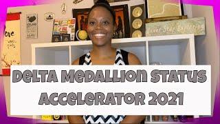 Delta Medallion Status Accelerator| How I am keeping Silver Medallion Status
