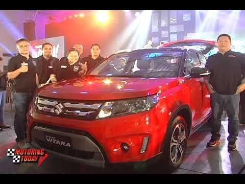 Suzuki PH Launches the New Vitara GLX   Industry News