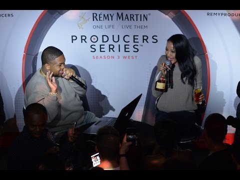 DJ Mustard Breaks Down Music Production at Remy Producers Event in San Francisco