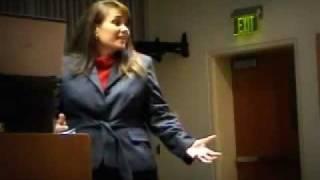 Medford-AFP introduces Karla Kay Edwards