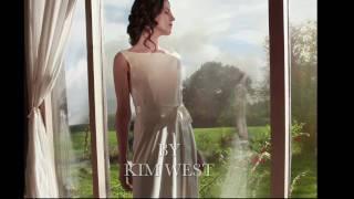 Kim West Latex Wedding Dresses