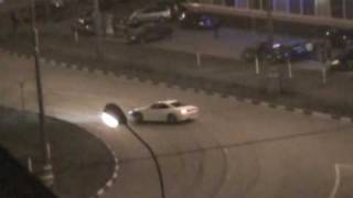 Silvia s15 drift in Moscow 03