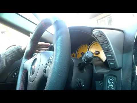 My C6 Corvette Interior Modifications