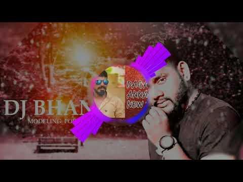 Dagad Sai Anna New Song Mix By Dj Bhanu From Wargal🎧