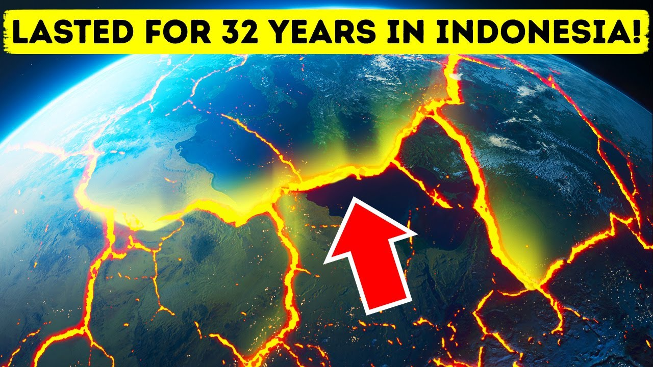 Longest Earthquake Ever Lasted over 30 Years