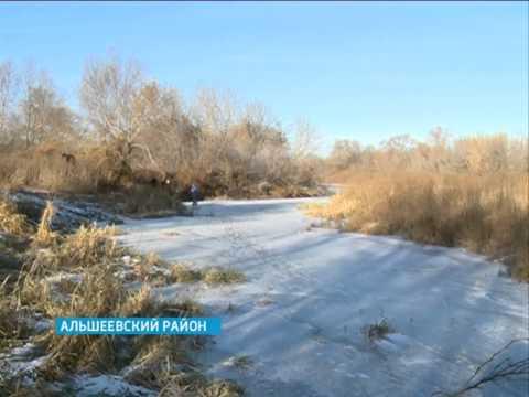 В Альшеевском районе продолжаются поиски мальчика, провалившегося под лед