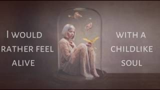 AURORA - Through the Eyes of a Child (Lyrics)