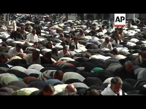 Shiite Muslims in Pakistan and Myanmar mark death of Muhammad's grandson