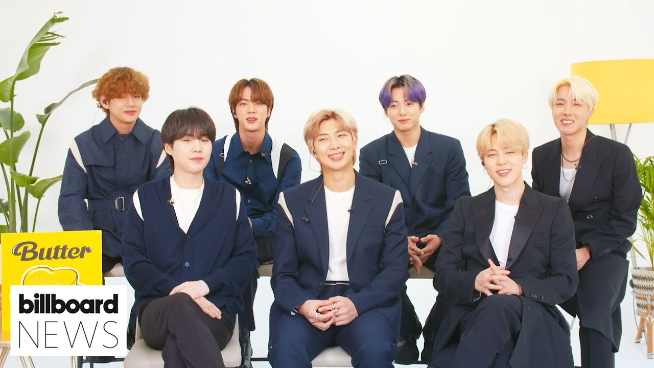 BTS's Rappers Reveal They Competed to Write Lyrics for 'Butter'