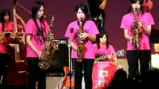 Tickle Toe - Big Friendly Jazz Orchestra