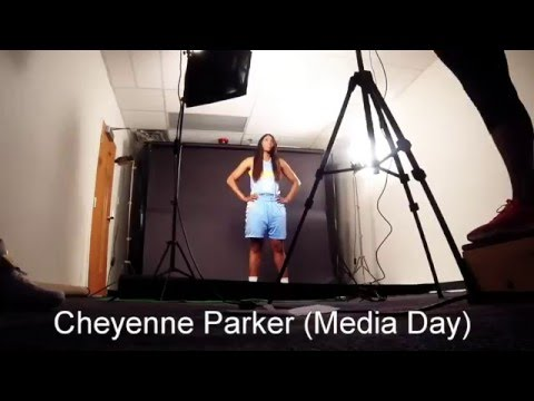 Cheyenne Parker (Media Day)