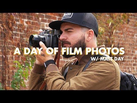 Shooting Film Photos On The Mamiya 7II With Matt Day