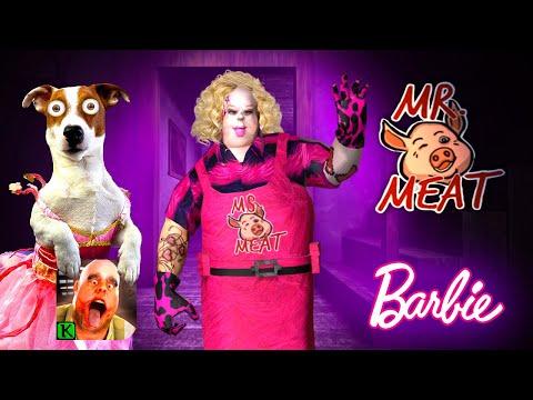 МЯСНИЧОК ТОЛСТЯЧОК это Барби 👸Mr. Meat is Barbie
