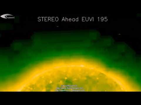 UFOs, Aliens & Anomalies near the Sun - November 21, 2012.