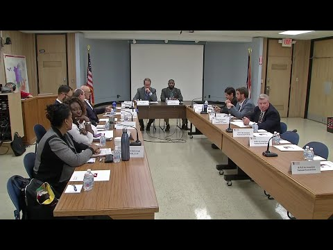 Columbus City Schools to interview five superintendent candidates