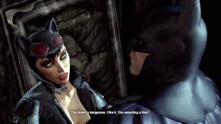 Batman Arkham City - Walkthrough - Part 2 - Saving Catwoman (Gameplay & Commentary) [360/PS3/PC]