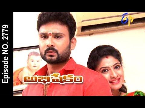 Abhishekam | 13th December 2017  | Full Episode No 2779 | ETV Telugu