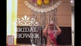 #VLOG 10 - BRIDAL SHOWER SURPRISE!!