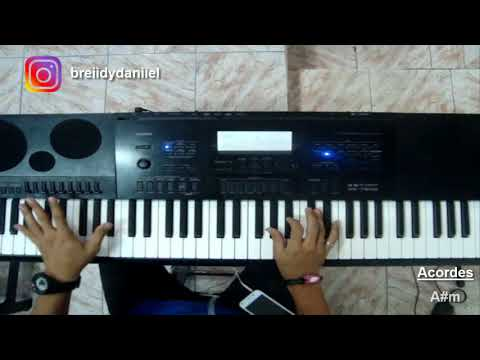 Energy Hillsong young & free tutorial piano