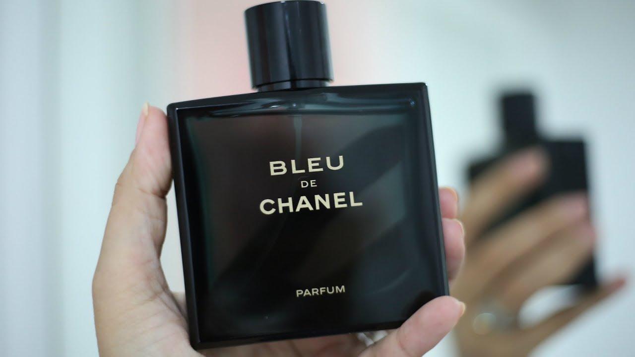 Bleu De Chanel Parfum блю де шанель парфюм ароматы шанель Youtube