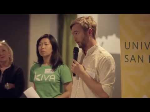 USF Goes Behind The Scenes at Kiva.org