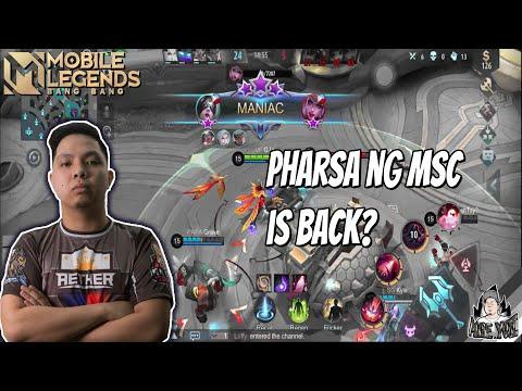 PHARSA NG MSC