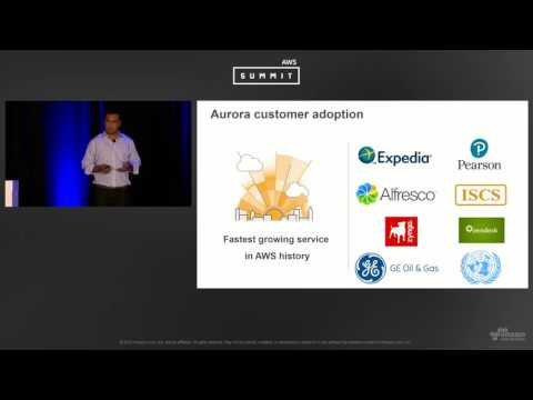 AWS Summit Series 2016 | New York - Getting Started with Amazon Aurora