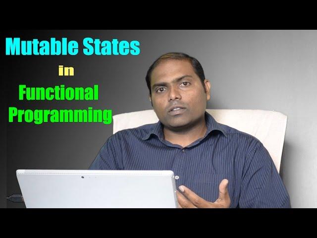 Java 8 #2 Functional Programming Principle - Avoid Mutable states