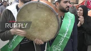 Egypt: Thousands Of Sufis Celebrate Prophet Muhammad's Birthday In Cairo