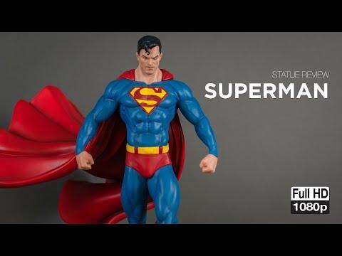 Statue Review - Superman 1/4 Scale Statue by Xtreem Sculptures (Salt & Pepper Studios)