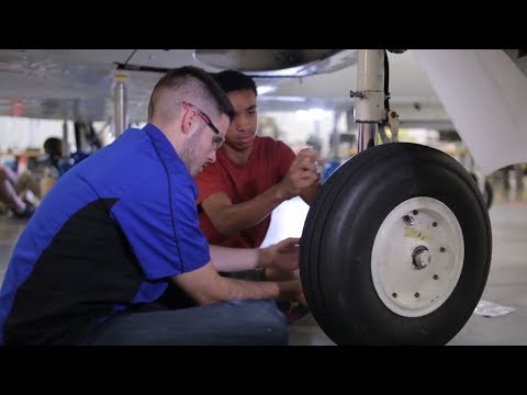 CCCC Aviation Maintenance Technology