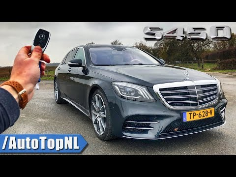 2019-mercedes-benz-s-class-s450-4matic-long-review-pov-test-drive-on-autobahn-&-road-by-autotopnl