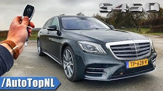 2019 Mercedes-Benz S Class S450 4Matic Long REVIEW POV Test Drive on AUTOBAHN & ROAD by AutoTopNL
