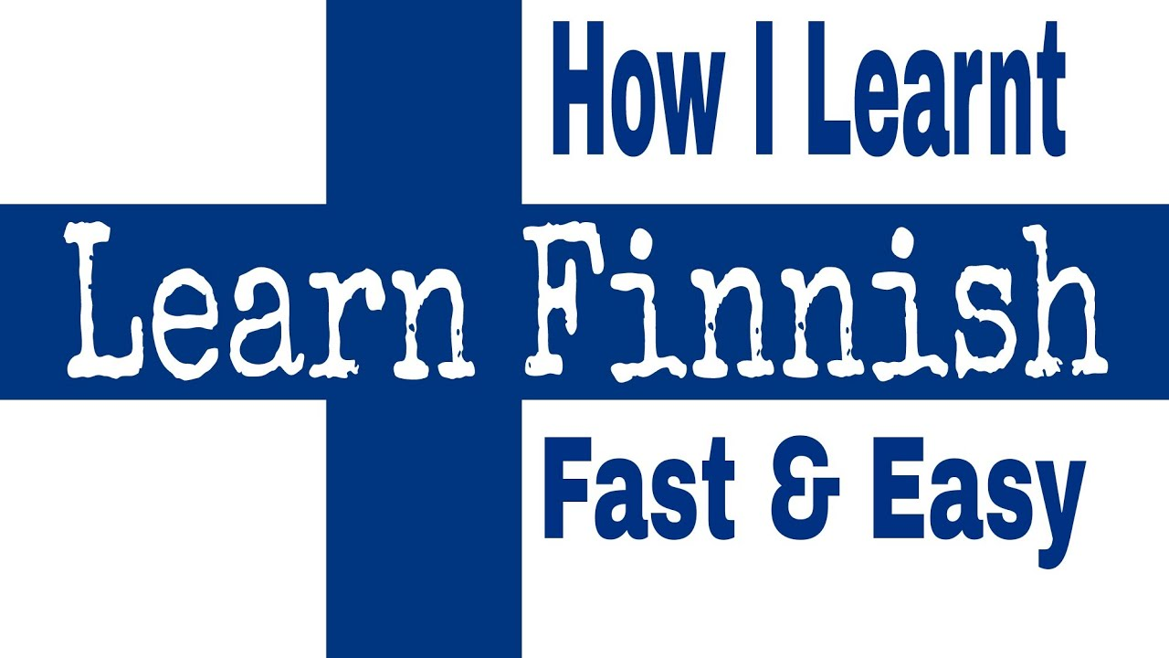 Learn Finnish online - Speak Languages