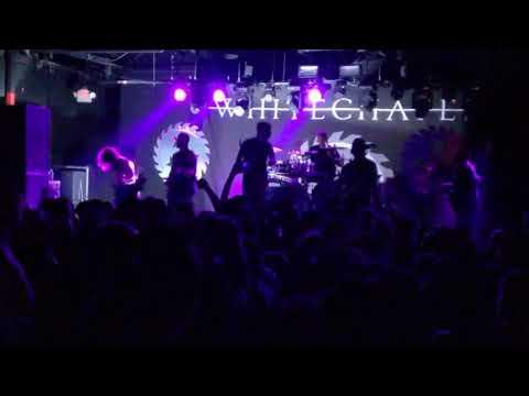 Whitechapel - Vicer Exciser (Decade of Defilement Tour 2017, ATL)