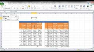 calculate depreciation in excel