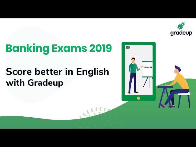 Score better in English with Gradeup - Live!
