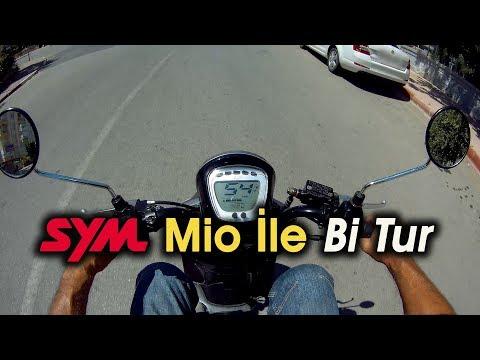 SYM Mio İle
