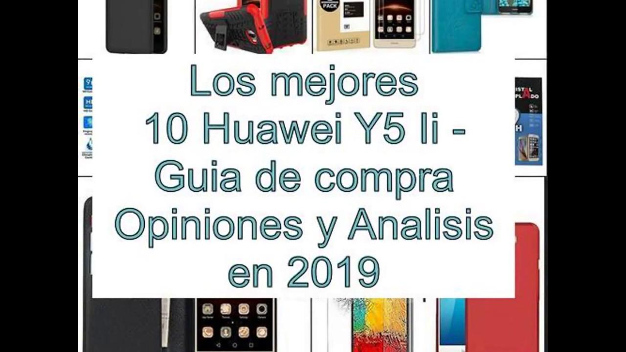 d19e57440ca Los mejores 10 Huawei Y5 Ii - Guía de compra, Opiniones y Análisis en 2019