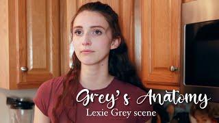 Claire Rice - Grey's Anatomy - Lexie Grey