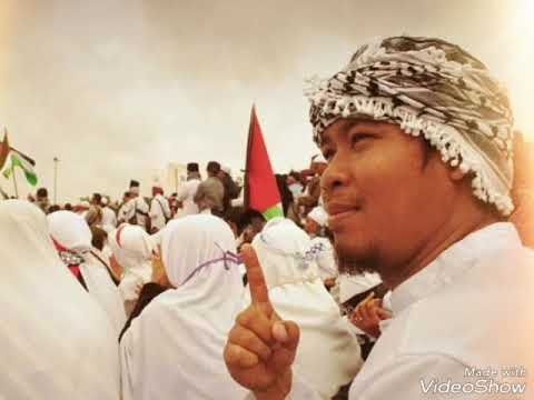 Satu Tujuan (Nasyid Islami) Aksi Bela Palestine | Ciptaan Lagu Sendiri