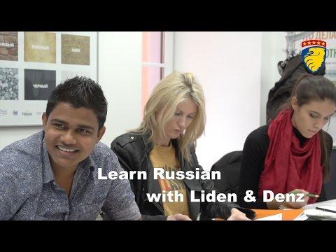 Liden & Denz - Learn Russian in St. Petersburg
